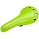 Ventura Bike+Outdoor Saddle Saddle with rivets green